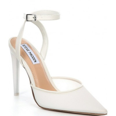 Women Alessi Ankle Strap Pointed Toe Pumps Steve Madden comfortable ZBDLHLC