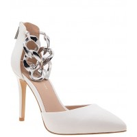 Women Haindi Ankle Chain Detail d'Orsay Pumps BCBGeneration Fitted ZIFPIVP